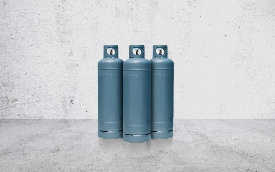 cilindros de gás consigaz